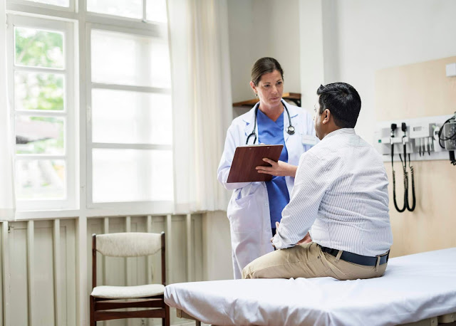 Important check-ups for men in their 20s to 50s