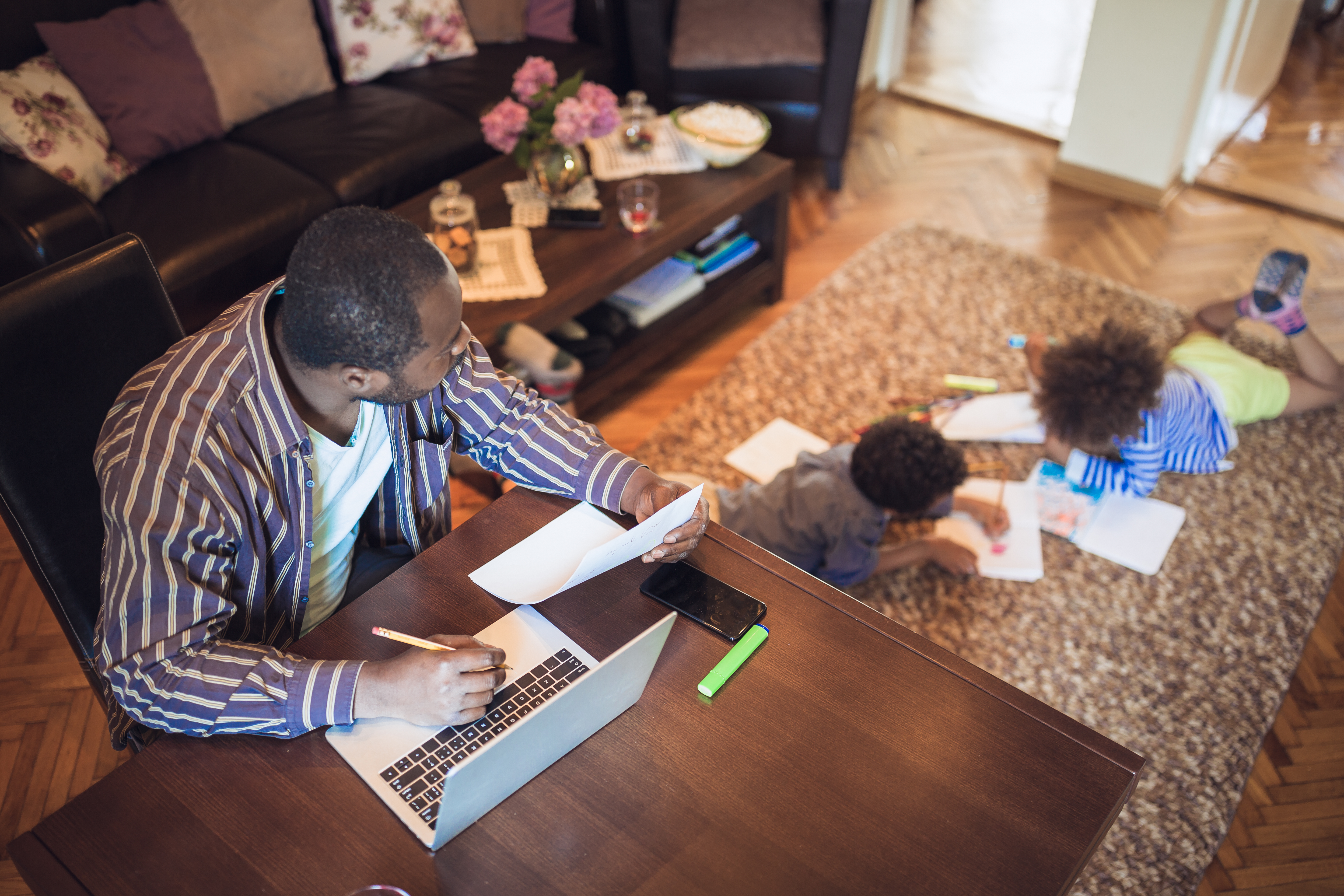 Improving your work-life balance during the lockdown