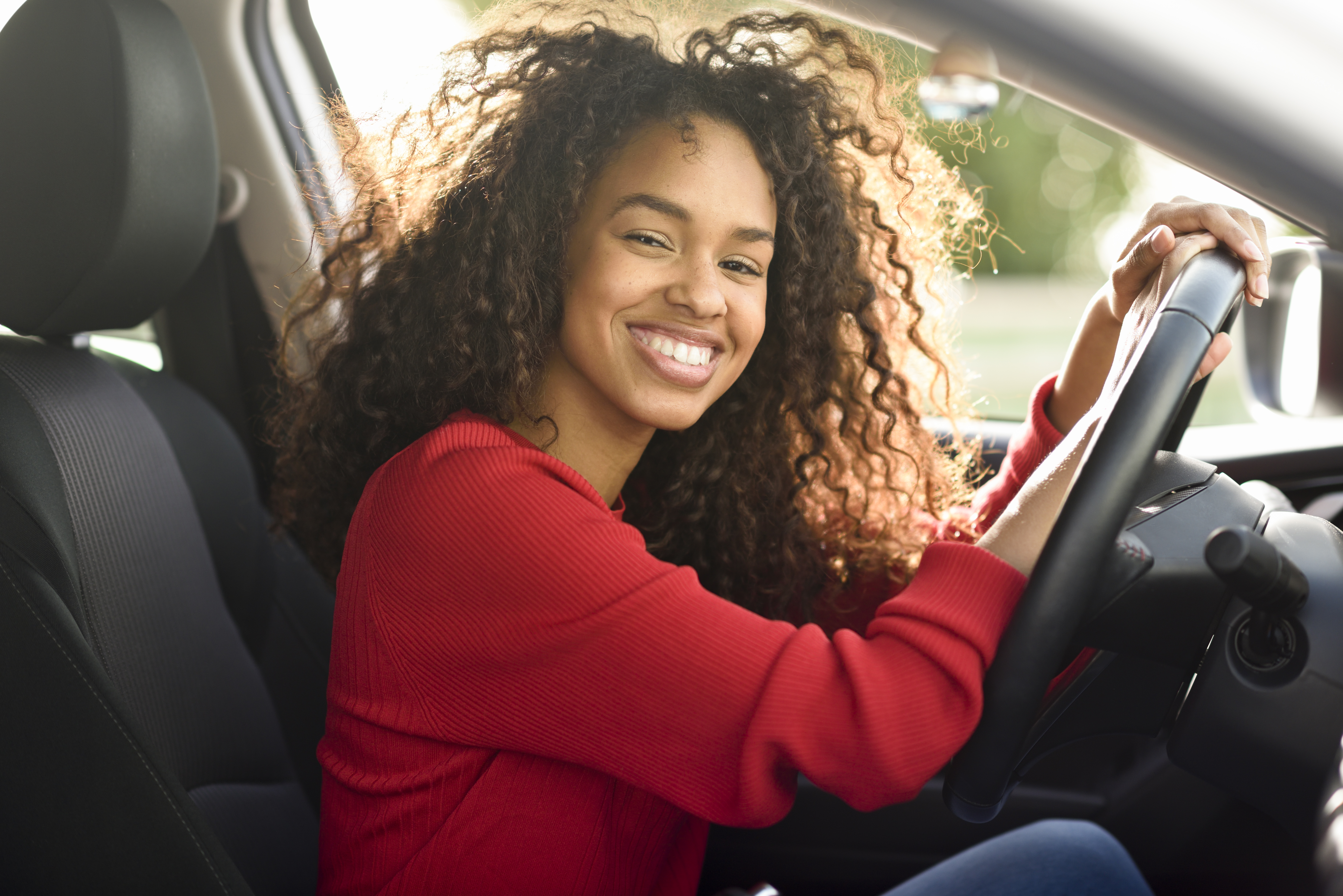 Safety measures for women driving alone