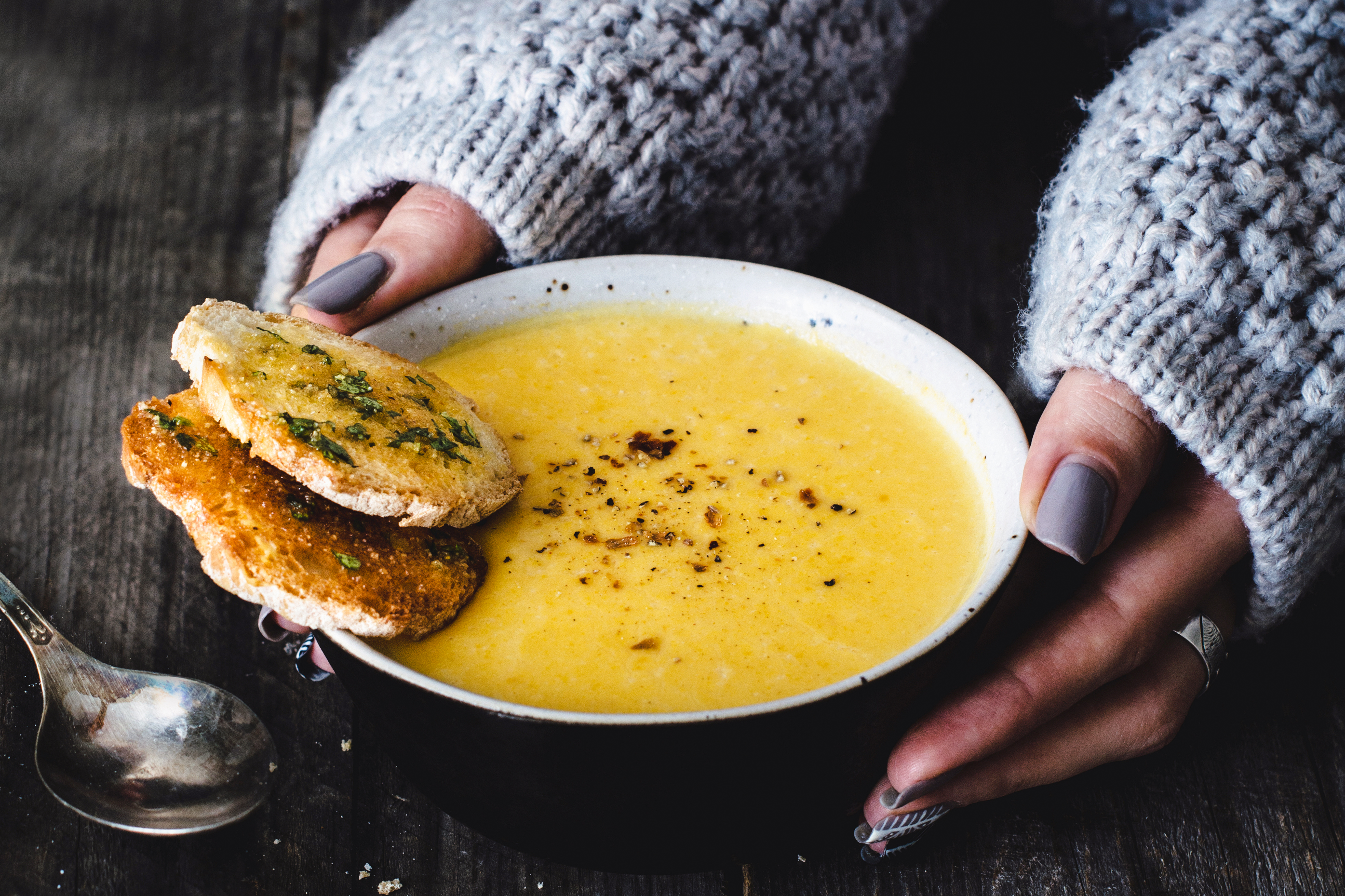 Soup recipes to keep the winter chill at bay